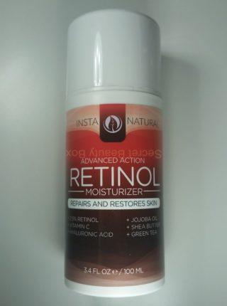 Insta natural Retinol moisturiser
