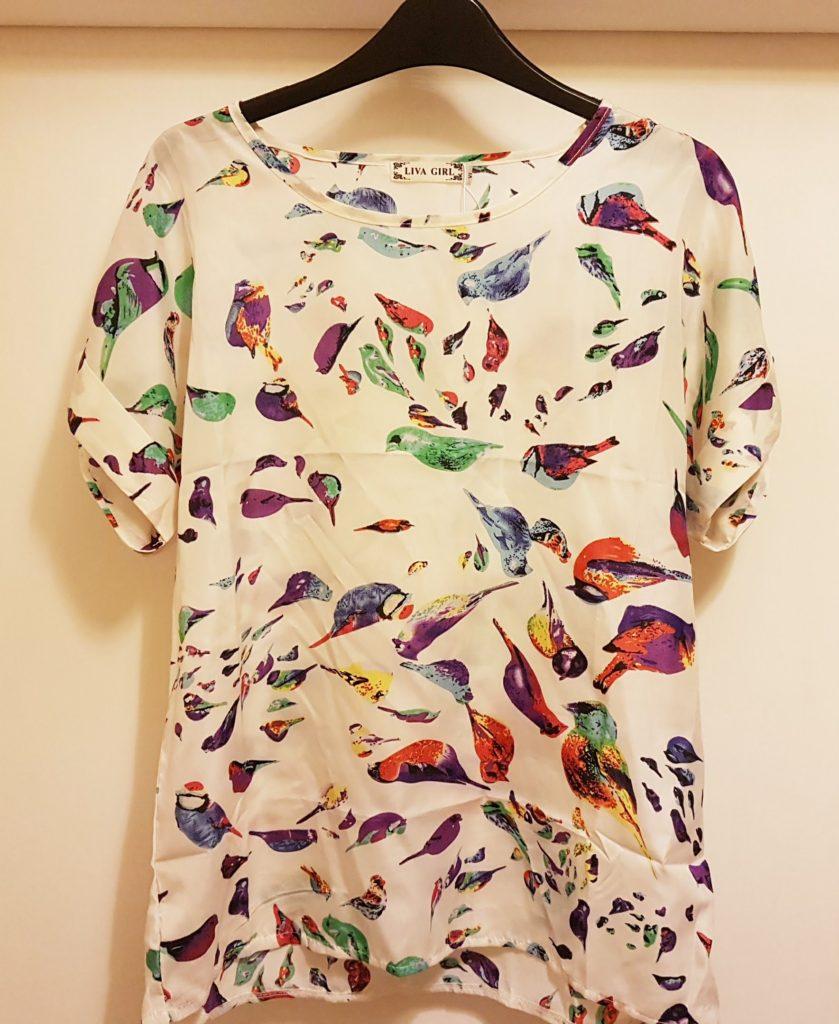 sammy dress bird top