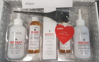 esalon hair colour kit review