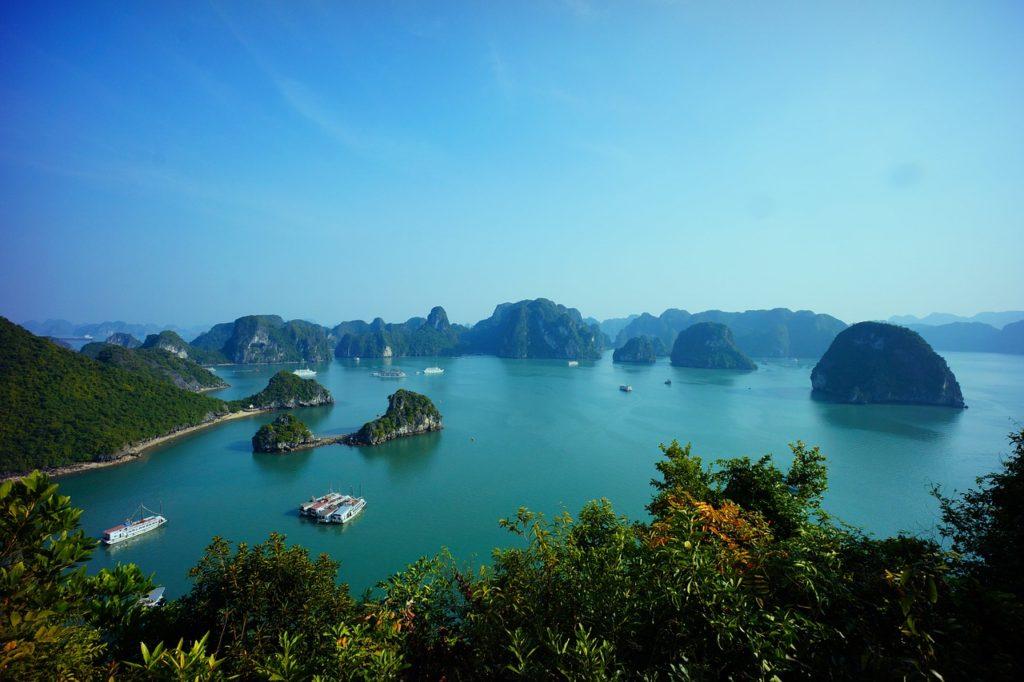 two week trip in vietnam
